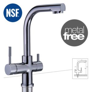 Wasserhahn-mercury-metallfrei-Osmosanlage-Whirlator